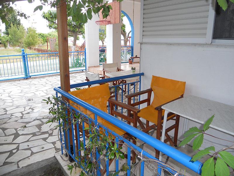 Διαμέρισμα εξωτερικός χώρος